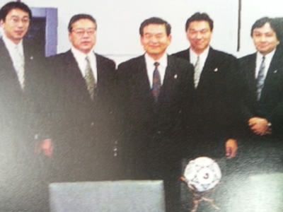 1994年 Jリーグ誘致運動