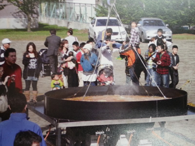 2009年 十月/収穫祭 日本一のコロッケ