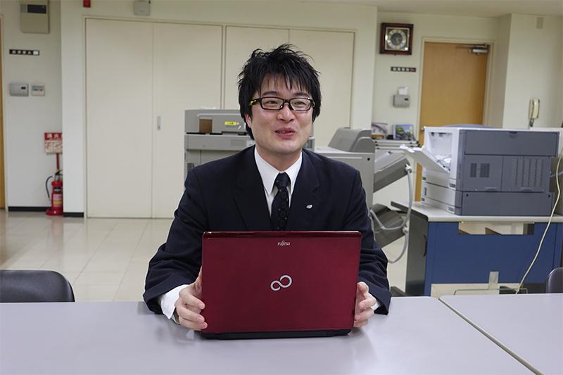札幌警備株式会社 課長 大和 文典