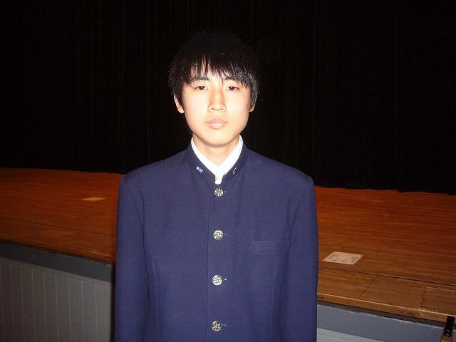 根室西高等学校制服画像